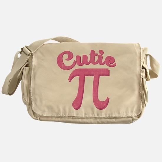 Cutie Pi Messenger Bag
