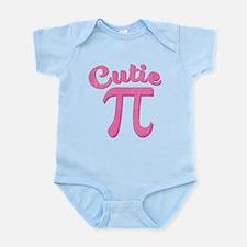 Cutie Pi Infant Bodysuit