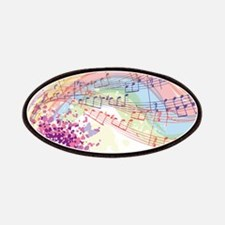 Colorful Music Patch