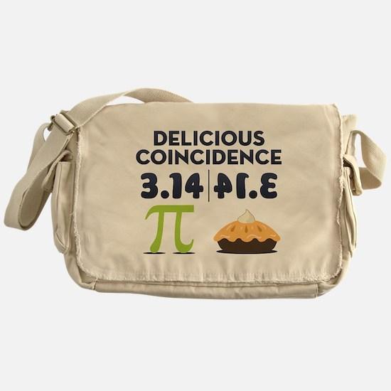 Delicious Coincidence Messenger Bag