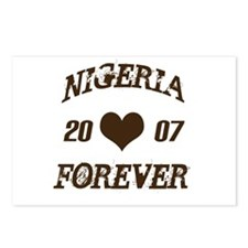 Nigeria Forever Postcards (Package of 8)