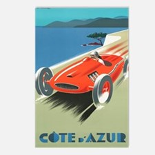 Unique Vintage french Postcards (Package of 8)