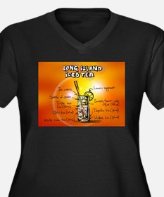 Long Island Iced Tea Plus Size T-Shirt