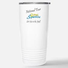 Robin Sparkles Travel Mug
