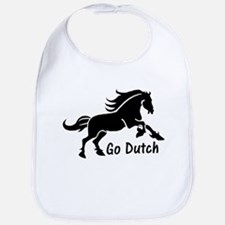 HORSE - Go Dutch - Warmblood design - KWPN Bib