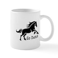 HORSE - Go Dutch - Warmblood design - KWPN Mugs