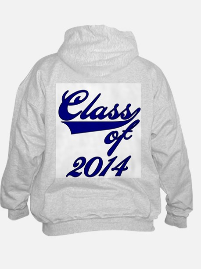 Orange Class of 2016 Hoodie