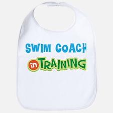Swim coach Bib
