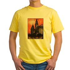 Vintage poster- Krakow T-Shirt
