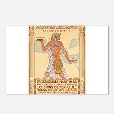 Vintage poster - Egypt Postcards (Package of 8)
