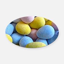 Cadbury Mini Eggs Oval Car Magnet