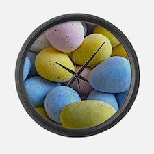 Cadbury Mini Eggs Large Wall Clock
