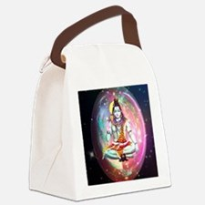 Funny Hindu Canvas Lunch Bag