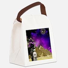 Unique Occult Canvas Lunch Bag