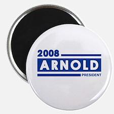 ARNOLD 2008 Magnet