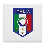 Italia Tile Coasters