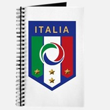 Italian Soccer emblem Journal