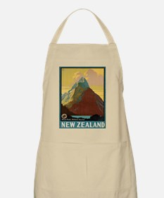 Vintage poster - New Zealand Apron