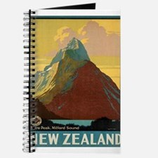 Vintage poster - New Zealand Journal