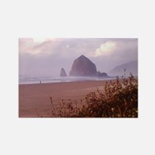 Rockaway beach oregon Rectangle Magnet