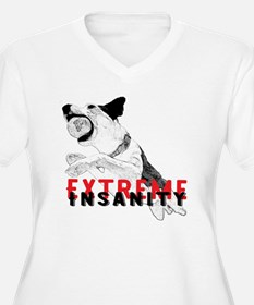 Extreme Insanity light Plus Size T-Shirt
