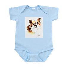 Chihuahua 4 Infant Creeper