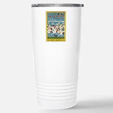 Vintage poster - New Ha Travel Mug