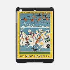 Vintage poster - New Haven Railroad iPad Mini Case
