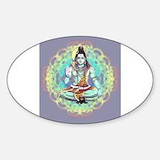 Shiva Hindu Spiritual Hinduism Pop Art Decal