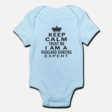 Highland dancing Dance Expert Desi Infant Bodysuit