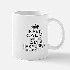 I Am Harmonica Expert Mug