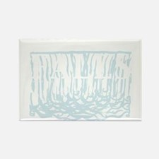 Cute Niagra falls ontario Rectangle Magnet