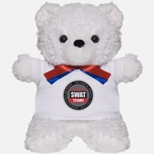Mosquito Swat Team Teddy Bear