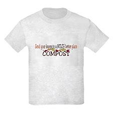 Mulch Compost T-Shirt