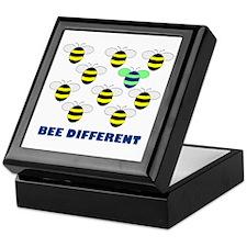 BEE DIFFERENT Keepsake Box