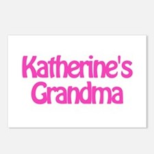 Katherine's Grandma Postcards (Package of 8)