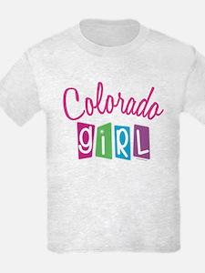 COLORADO GIRL! T-Shirt