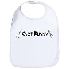 Knot Funny Bib