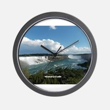 Niagara Falls1 Wall Clock
