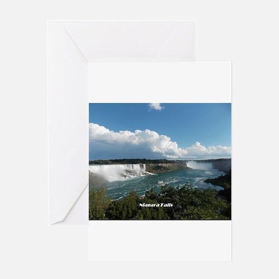 Niagara Falls1 Greeting Cards