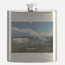 Niagara Falls1 Flask