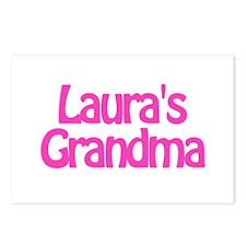 Laura's Grandma Postcards (Package of 8)