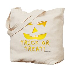 Trick or Treat! Tote Bag