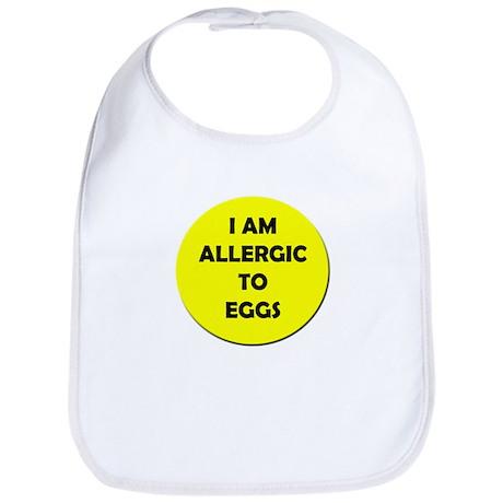 Egg Allergy Bib