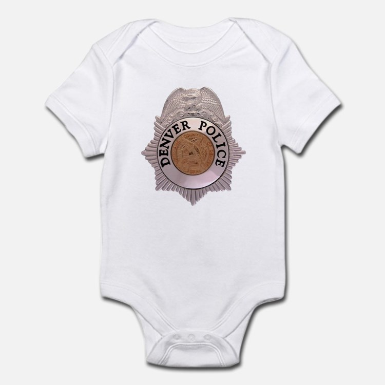 Denver Police Department Infant Bodysuit
