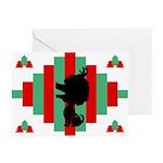 Bichon Frise Christmas Cards (Pk of 20)