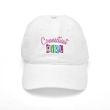 CONNECTICUT GIRL! Baseball Cap
