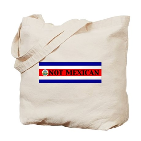 costarica Tote Bag