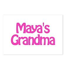 Maya's Grandma Postcards (Package of 8)