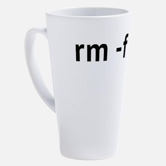 Cute Ubuntu 17 oz Latte Mug